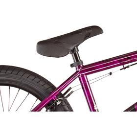 Kink BMX Curb, gloss smoked fuchsia